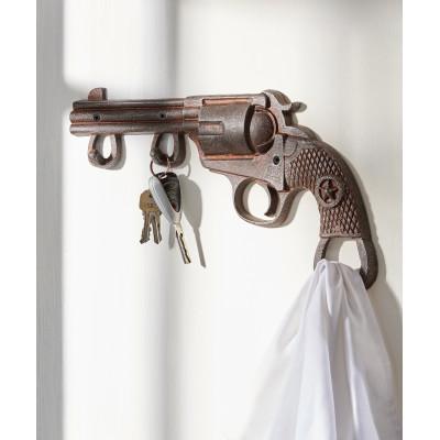 Pistolet crochet triple